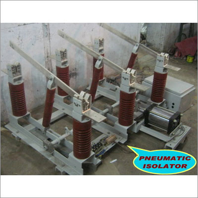 Pneumatically Operated Isolator Indoor