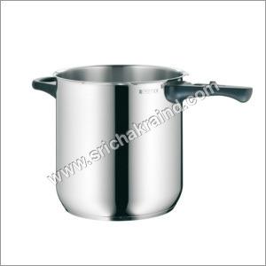 Flat Bottom Pressure Cooker