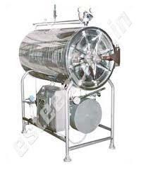Horizontal Cylindrical Autoclave Sterilizer
