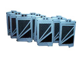 Customized Finned Tube Heat Exchangers