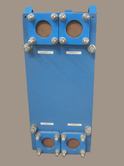 Air Cooled Plate Heat Exchanger