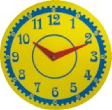 Fibre Dummy Clock For Mathematics