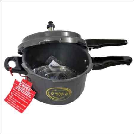 5 Litre Hard Anodized Pressure Cooker