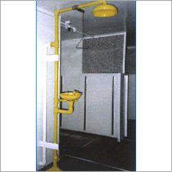 Chlorine Handling Safety Showers