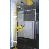 Chlorine Handling Safety Showers