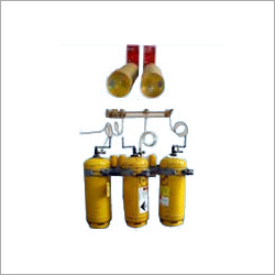 Chlorine Cylinder