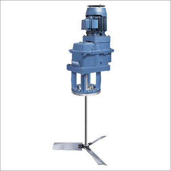 Single Shaft Single Impeller Agitator
