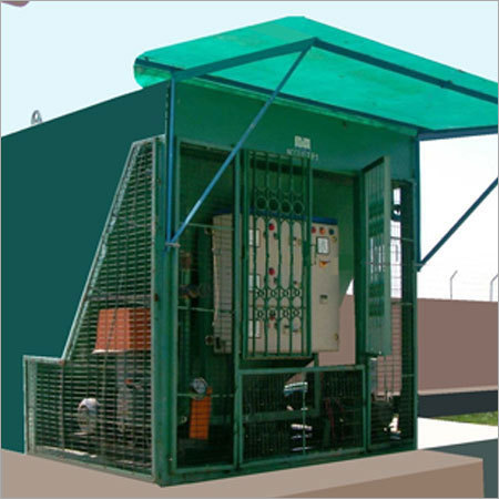 Moving Bed Bio Reactor - MBBR Sewage Treatment