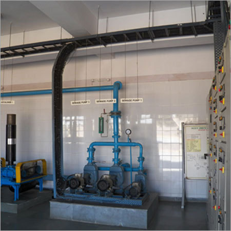 Waste Water Treatment Plants Turnkey Projects