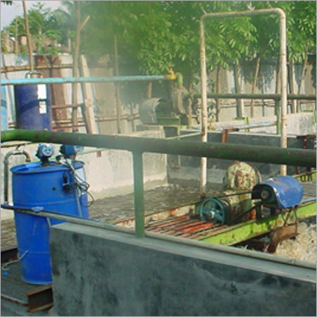 Textile Effluent Treatment Plant-3