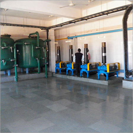 STP Plant Room