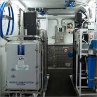 Mobile Drinking Water Treatment System