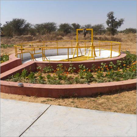 Underground Sewage Pumping Station