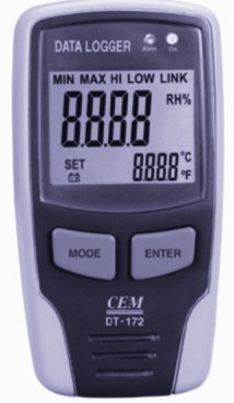 Humidity Data Loggers