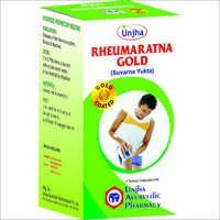 Rheumaratna Gold (Gold Coated)