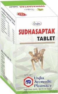Sudhasaptak Tablet