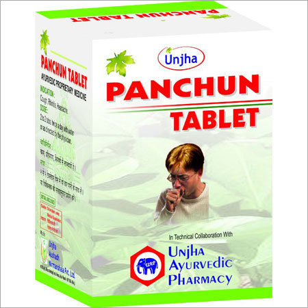 Panchun Tablet