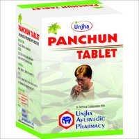 Panchun Tablet