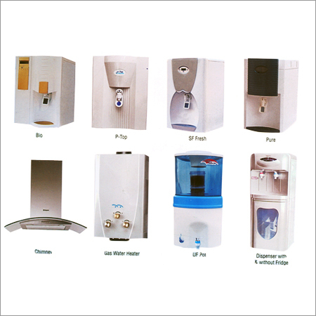 Domestic Water Purifiers