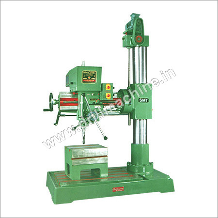 Auto Feed Universal Radial Drilling Machine