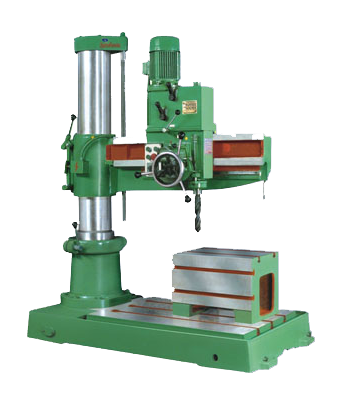 All Geared Radial Drilling Machine