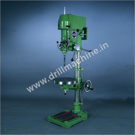 Geared Type Pillar Drilling Machines