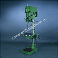Geared Type Pillar Drilling Machines