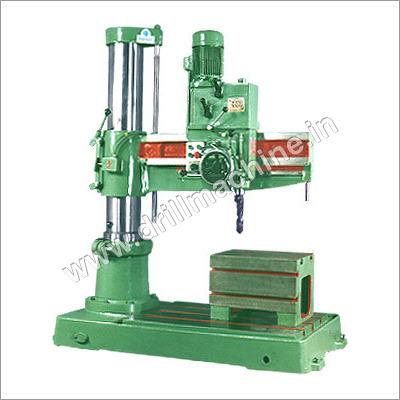 Fine Feed Pillar Drill Machine