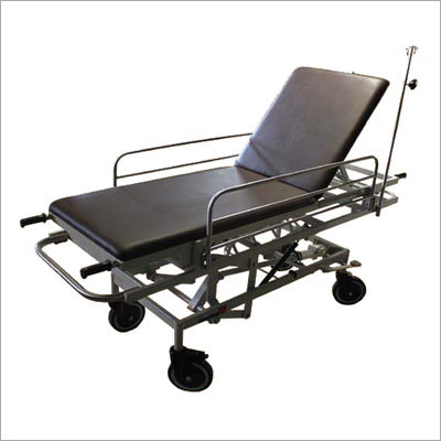 ICU Bed Recovery Trolley