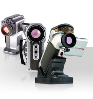 Portable Thermal Imaging Cameras
