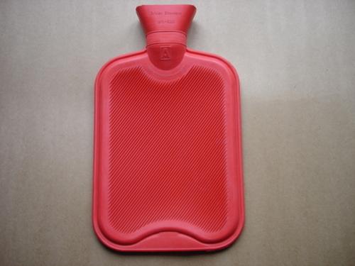 Metal Cap Hot Water Bottle