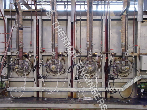 Induction Reheating Furnaces