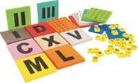 Roman Number Kit For Mathematics Kit