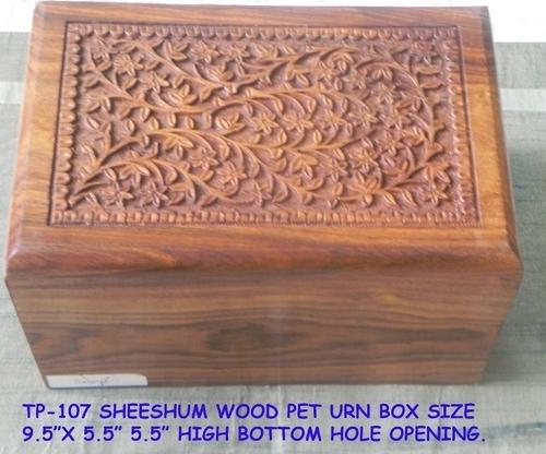 Pet Urns Wood