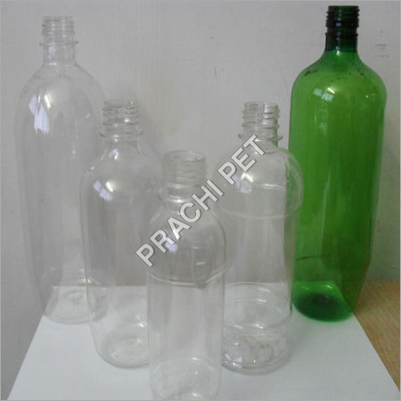 Decorative Plastic Bottles