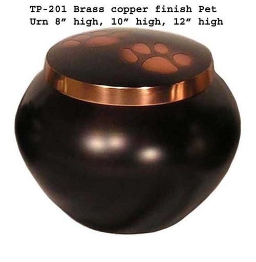 Round Pet Urns