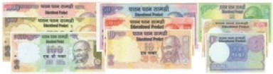 Dummy Currency Notes For Mathematics