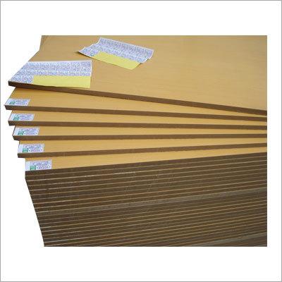 Laminated Mdf Sheets