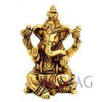 Lord Vinayak - Brass Statue