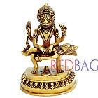 Religious brass god figer