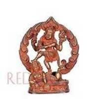 Shiva Nataraj - Brass Sculpture
