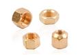 Precision Brass Nuts