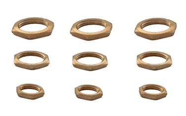 Brass Jar Nuts