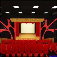 Auditorium Seating Plan