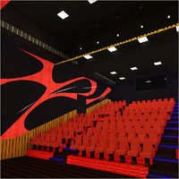 Auditorium Seating Design