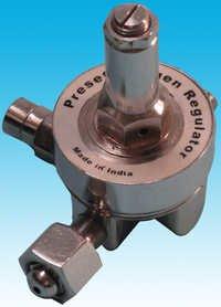 Preset Oxygen  With Safety valve