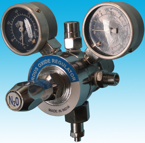 Two Stage Nitrous Oxide Regulator -3025