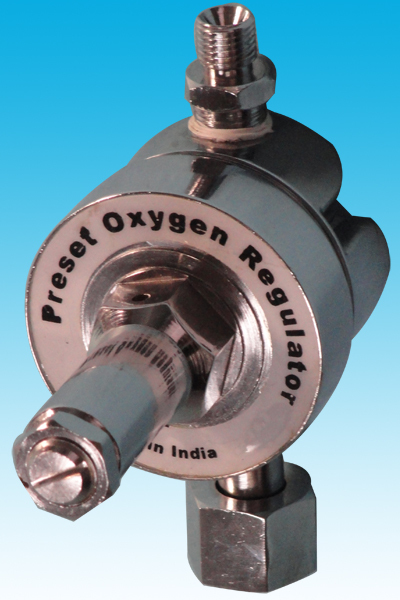 Present Oxygen Regulator -5082