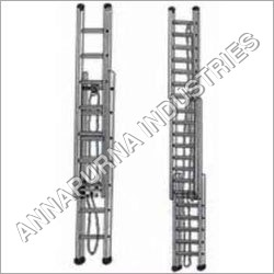 Wall Mounted Extention Ladder
