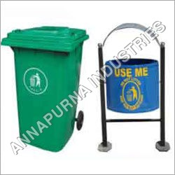 Plastic Dustbin Stand